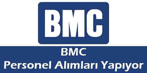 BMC iş başvurusu