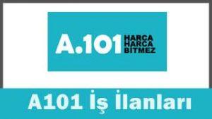 A101 iş başvurusu