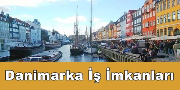 Danimarka İş İlanları 2020