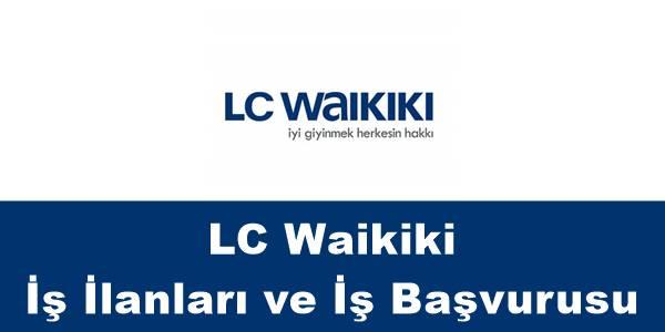 lcw iş başvurusu