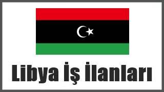 Libya işçi alımı