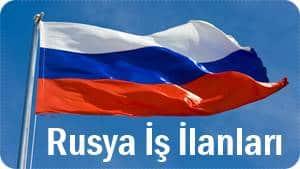 Rusya işçi alımı