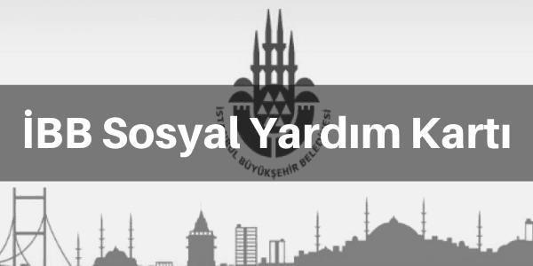 istanbul büyükşehir belediyesi yardım çeki