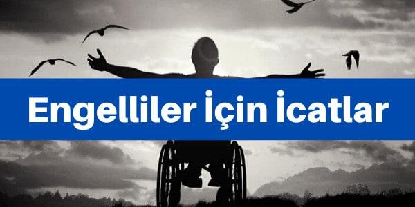 engelliler için icatlar