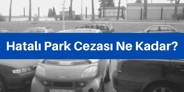 yanlış hatalı park cezası ne kadar